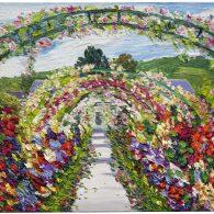 Giverny - Monets Garten 2017
